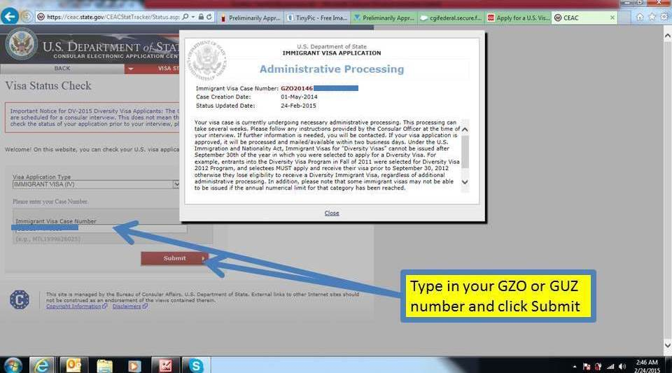 CGI Stanley - Step by step - Consulate Process: P-3 ~ Interview