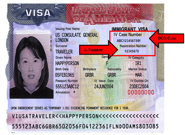 Documents needed for immgrant visa application of minor child - Page